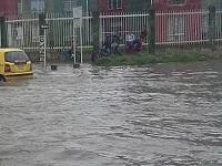 Lluvias ocasionan emergencias  en Soacha  y Cundinamarca