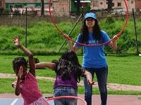 Unicef celebró el día mundial del  niño en Torrentes Soacha