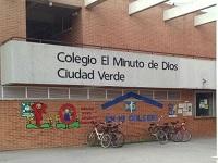 Colegio  Minuto de Dios recibe premio nacional constructores de país