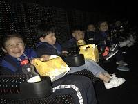Niños de Soacha inauguraron  nuevo Mùltiplex de Cine Colombia