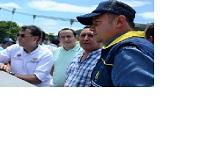 Ordenan evacuación inmediata de 60 familia en Guaduas