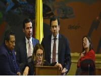 Cámara aprueba 16 curules de paz