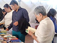 Cuentería, música y cultura en la Feria del libro de Soacha