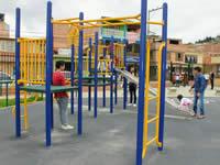 Se inaugura parque infantil en la comuna seis de Soacha