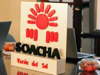 Marca Soacha, un año fortaleciendo la competitividad municipal