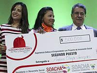 Soacha premia  iniciativas sociales con más de $18 millones