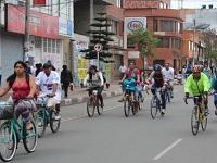 Ciclovida de Soacha se despide del 2017