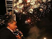 Soacha encendió su alumbrado de 289 millones