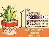 Llega el  festival Descubriendo el Patrimonio Cultural y Ecológico de Suacha
