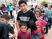 Cazukids lleva regalos de alegría a niños de Soacha