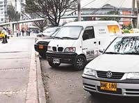Bogotá habilitará parqueaderos inteligentes en las calles