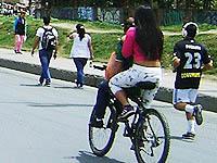 El domingo fue  la última ciclovida del año en Soacha