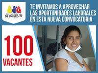 Este viernes, jornada de empleo en Bogotá