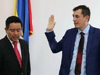 Joven fusagasugueño asume como diputado de Cundinamarca