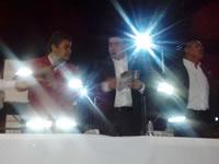 Se lanzó la campaña 'Soacha limpia, segura e iluminada'