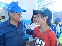 Campesinos de Soacha activos participantes de los Juegos Veredales 2017