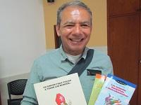 Chiloé tuvo un mágico encuentro con el escritor Celso Román