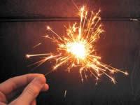 Agresiva campaña del ICBF para evitar niños quemados en año nuevo