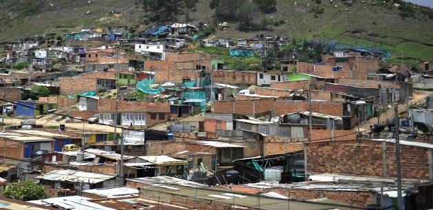 Soacha es la segunda ciudad del país en crecimiento informal