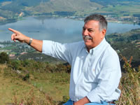 Jorge Rozo inaugura sede política en Soacha