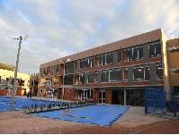 Distrito entregó colegio nuevo en Bogotá