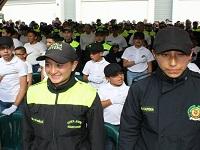 Soacha tiene jóvenes y niños policías cívicos