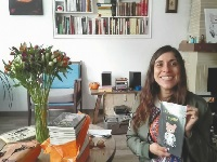 """""""Colombia, un país conservador y esnob"""": Andrea Salgado"""