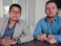 En manos de dos jóvenes profesionales están las finanzas de Soacha