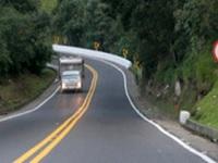 Se habilita paso restringido en KM 74 vía a La Mesa