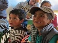World Vision lleva cine social a niños de Soacha