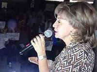 Betty Zorro presenta su aspiración a la Cámara por Cundinamarca