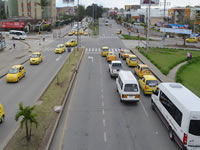 Día sin carro en Bogotá,  un homenaje al peatón