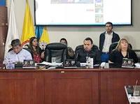 Comienzan sesiones extras en el Concejo de Soacha
