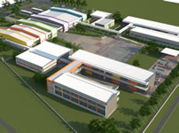 Avanza construcción de megacolegio en Soacha