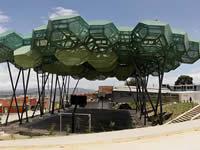 Se deteriora polideportivo Bosques de la Esperanza en Soacha