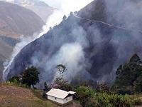 Gobernación lanza campaña para prevenir incendios forestales en la región
