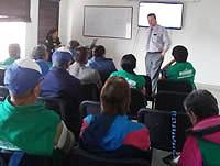 E.S.E. de Soacha realizó  primera reunión con su Asociación de Usuarios