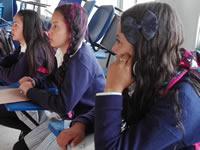 Siguen líos por cupos escolares en Soacha