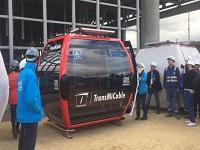 TransMiCable en Bogotá, entra en su recta final