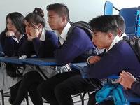 Soacha garantiza cupos escolares para los niños del municipio