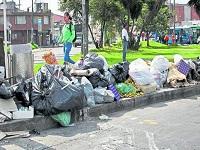 Paro de Aguas de Bogotá fue declarado ilegal