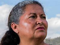 Luz Marina Bernal es la candidata de Soacha y de las víctimas al Senado de la República
