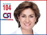 Razones para votar por Betty Zorro a la Cámara