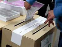 Más de 3 mil personas estarán observando las elecciones  parlamentarias