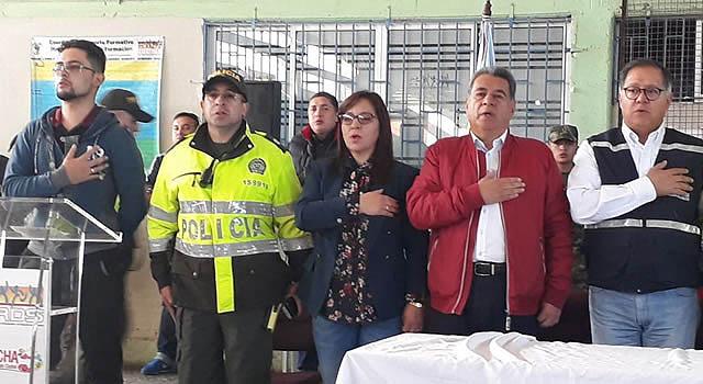 Sin contratiempos inició jornada electoral en Soacha