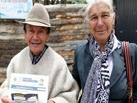 Adultos mayores disfrutan de «La Ruta del Pensionado»