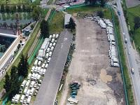 Inconformidad en Tocancipá por predio convertido en cementerio de camiones