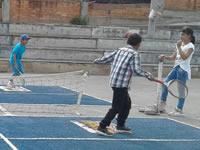 Jornada recreodeportiva y Plan desarme  en La Veredita
