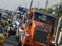 Habrán restricciones de transporte de carga durante el puente festivo