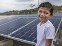 Se inaugura proyecto de generación y distribución de energía renovable en Cundinamarca